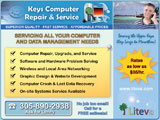 Link to Liteva Keys Computer Repair & Service flyer