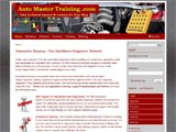 Link to Auto Master Training website