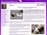 Link to Alpha and Omega Village Project website